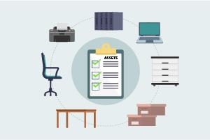 Assets auditing & maintenance system