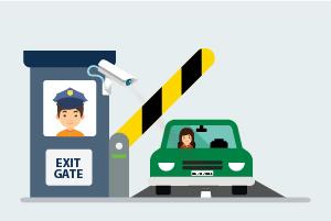 Smart Parking Management System