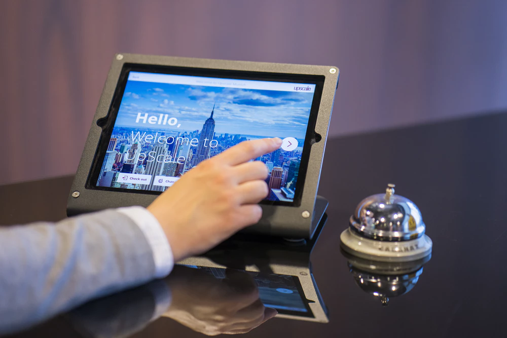 a visitor management system for business