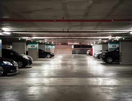 visitor and parking management system