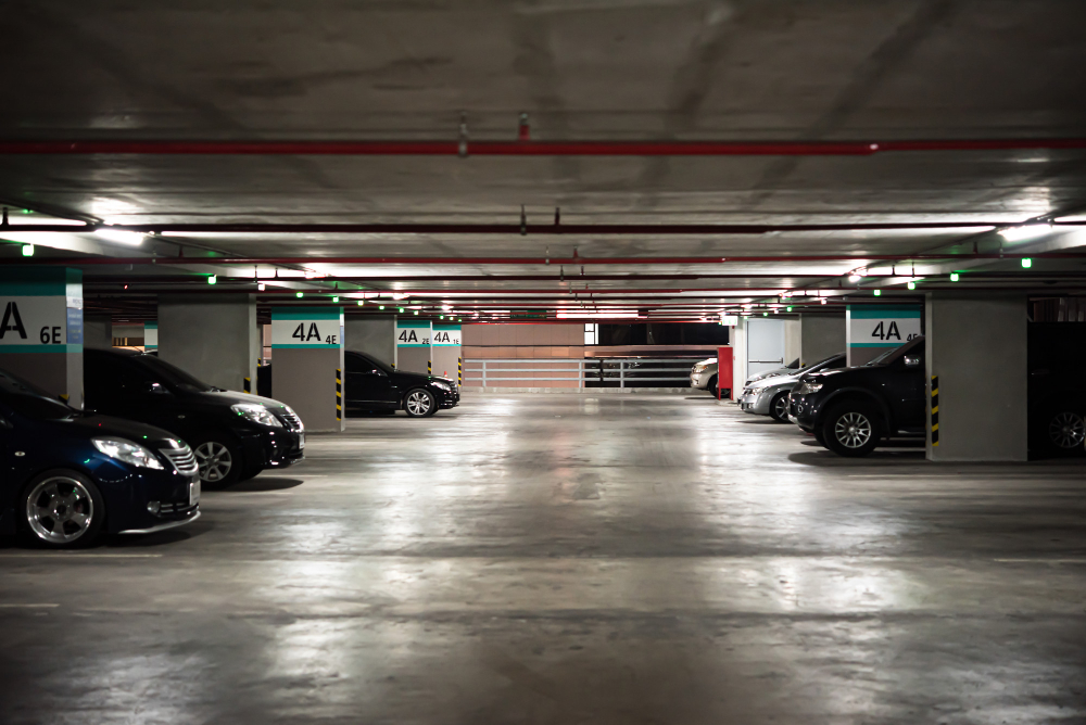 Parking Management System with FASTag